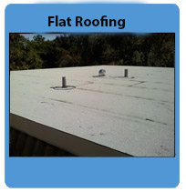 flat roofing repair and resurfacing