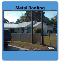 metal roofing repair and installation new port richey