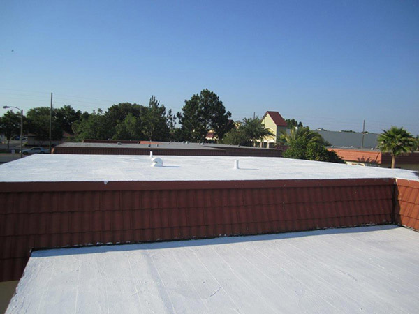 hydrostop roof seal